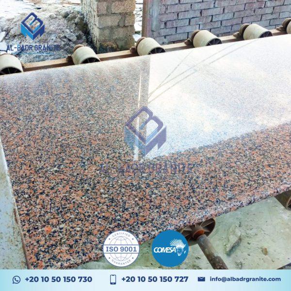 Granite Kitchen Tops | Pink Granite Slabs