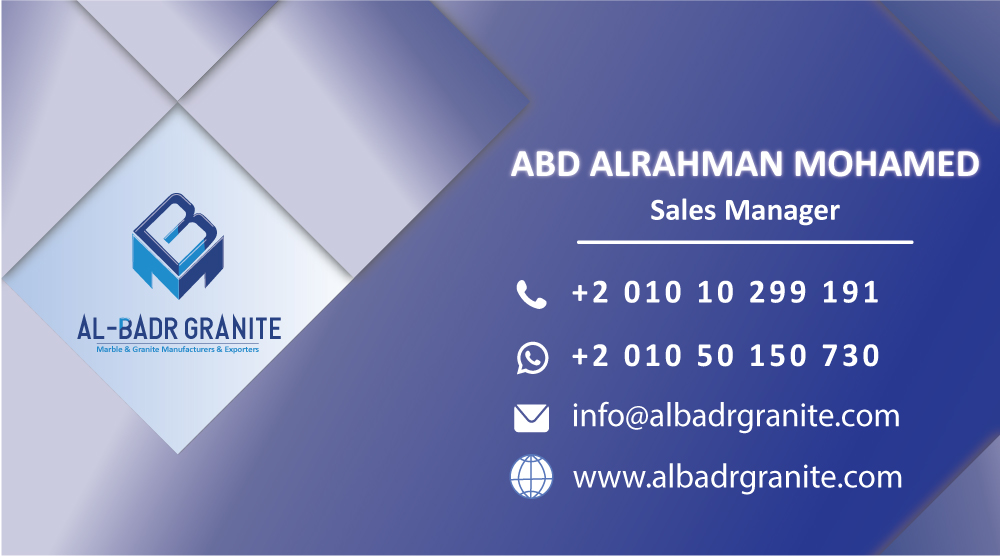 Albadr Granite - Contact details
