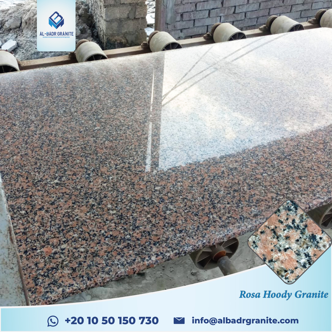Rosa Hoody Granite Slabs   Pink Granite